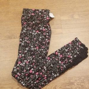 Maurices Leggings Small NWT